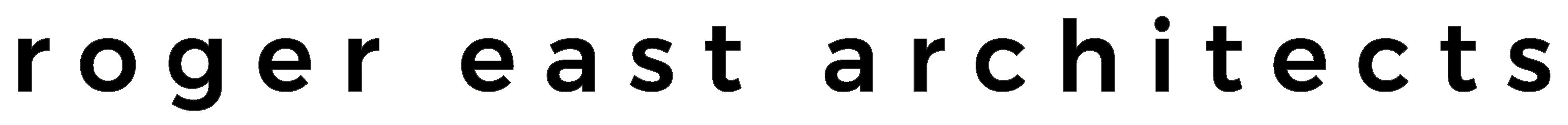 Roger East Architects Logo